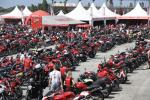 Week end con la Ducati protagonista in Fiera